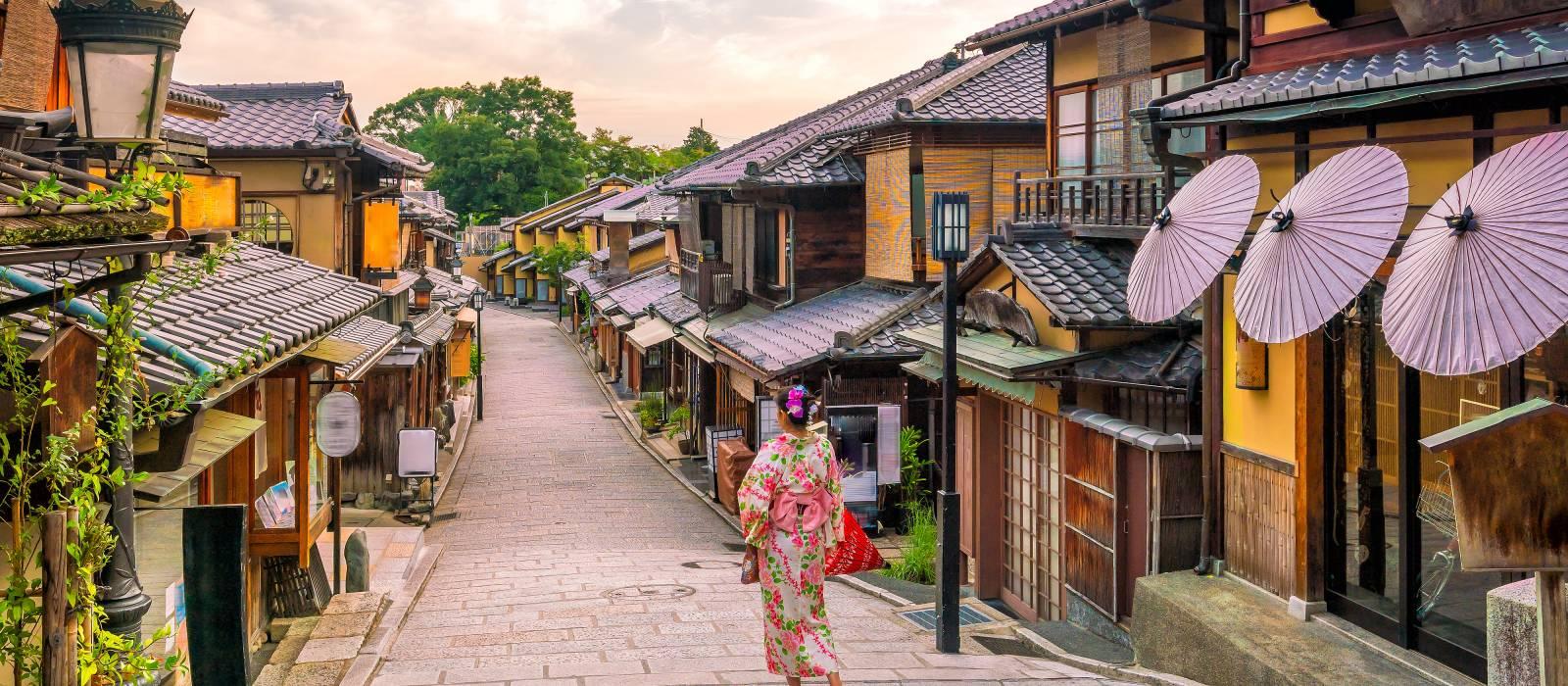 Japan – Tempel, Traditionen und Legenden Urlaub 1