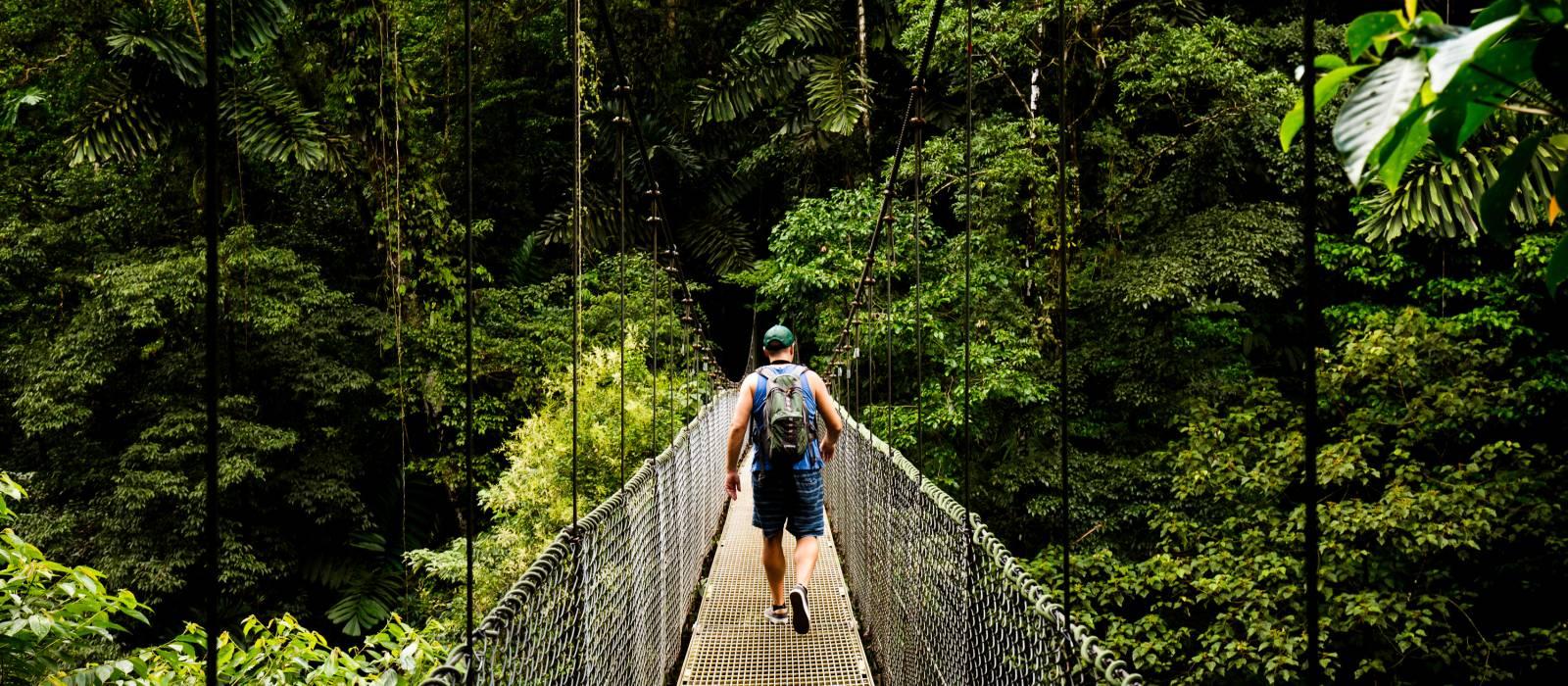 Costa Rica Luxusreise – Abenteuer und Strand Urlaub 1