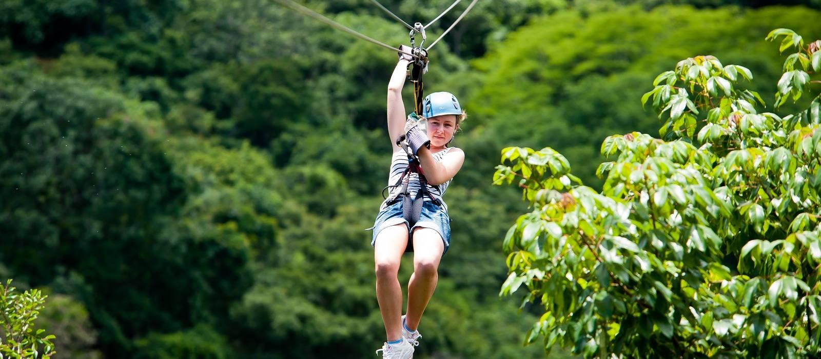 Classic Costa Rica: Arenal and Manuel Antonio Tour Trip 1