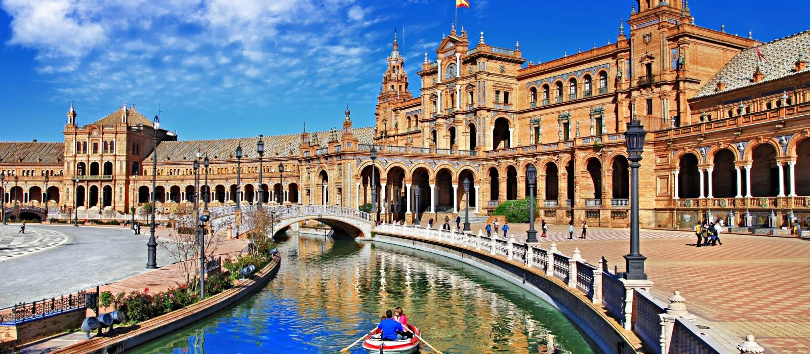 Andalusia's Golden Triangle Tour Trip 1