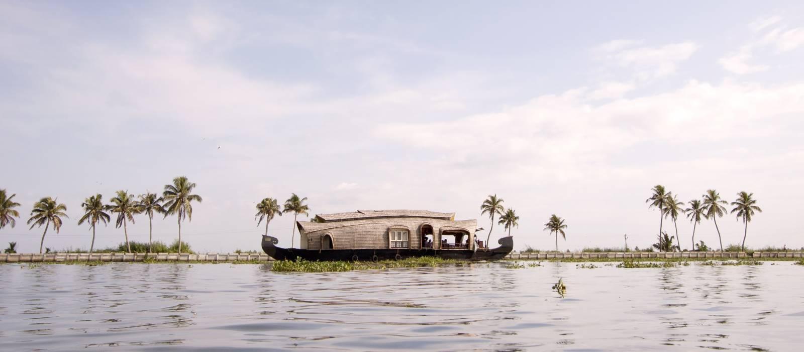 Magisches Indien – Goldenes Dreieck, Königstiger und Kerala Urlaub 1