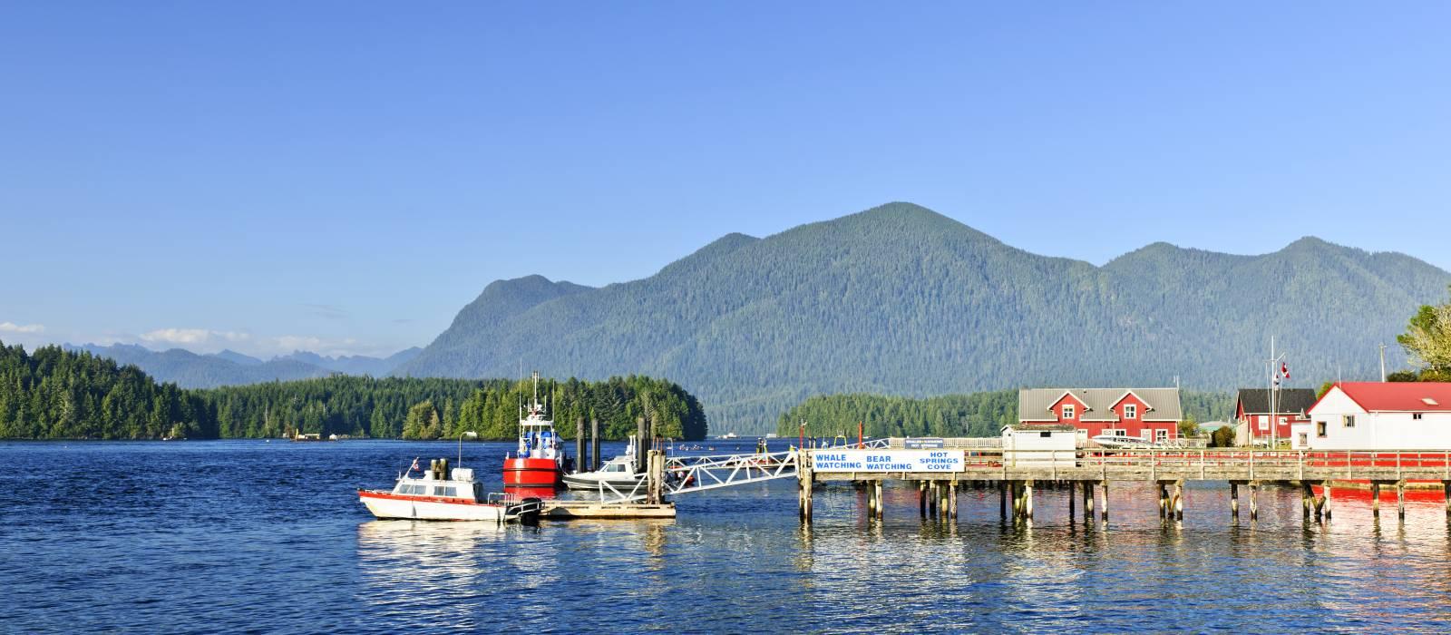 Kanada Roadtrip – wilder, weiter Westen Urlaub 1