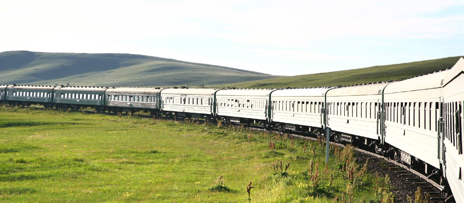 Transsibirische Eisenbahn – Im 'Imperial Russia' von Moskau nach Wladiwostok Urlaub 1
