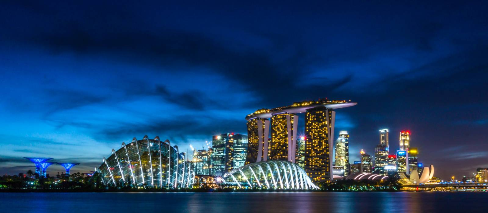Singapur und Bali – Klassiker und Strand Urlaub 1