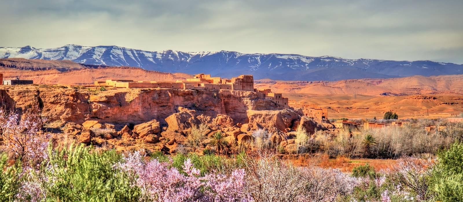 Marokko Luxusreise – Berglandschaften und Abenteuer in der Sahara Urlaub 1