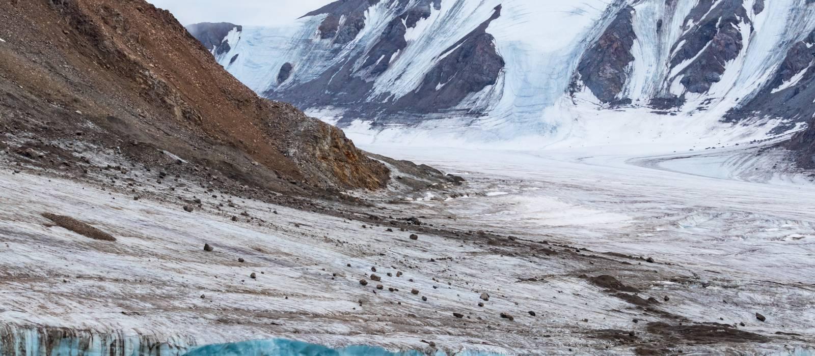 Kanadische Arktis – Nordwestpassage Kreuzfahrt zu den Inseln Ellesmere und Axel Heiberg Urlaub 1