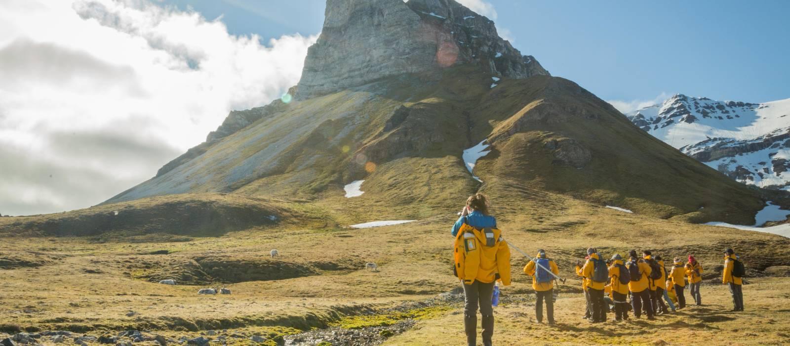 Expedition nach Spitzbergen – das Herz der arktischen Tierwelt Urlaub 1