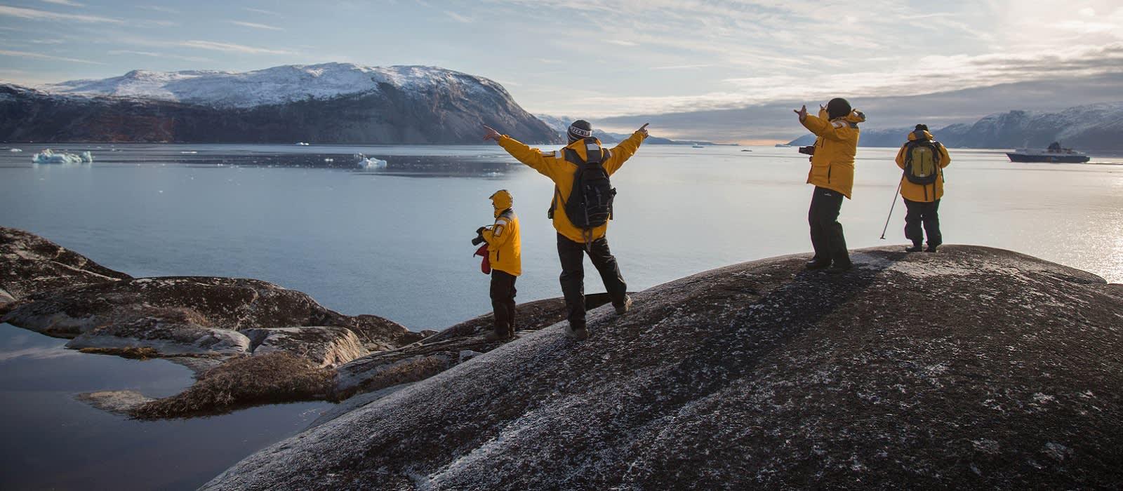 Grönlands Glanzlichter – Südküsten und Diskobucht Urlaub 1