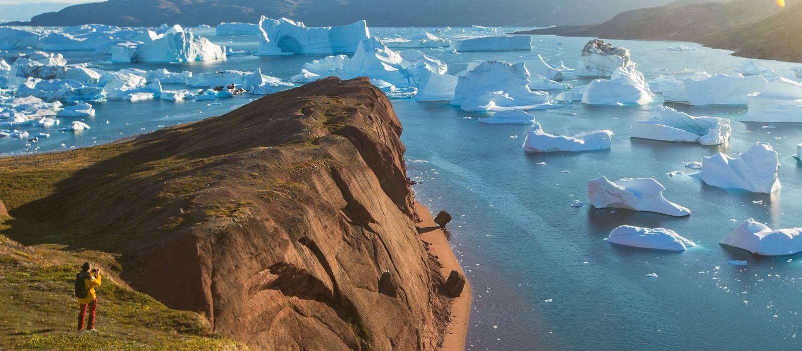 Vier arktische Inseln – Spitzbergen, Jan Mayen, Grönland und Island Urlaub 1