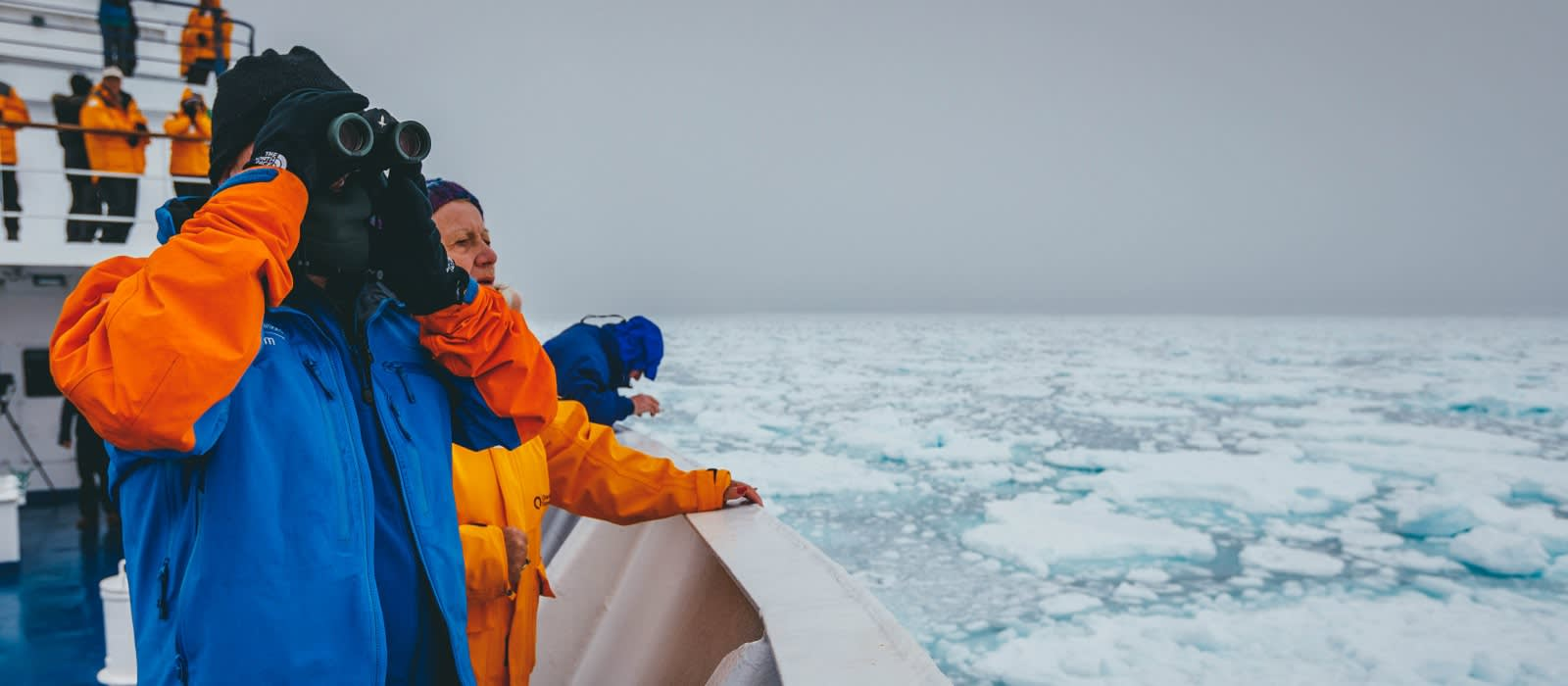 Best of the Western Arctic: Canada and Greenland Tour Trip 1