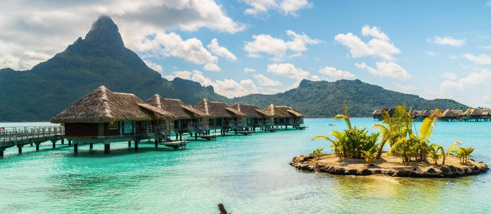 Secrets of the South Pacific: Tahiti, Bora Bora and Blue Lagoon Tour Trip 1
