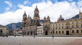 Reiseziel Bogota Kolumbien
