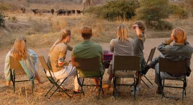 Empfohlene Individualreise, Rundreise: Tansania – der wilde Süden