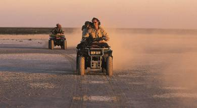 Example private tour: Botswana: From Delta to Desert