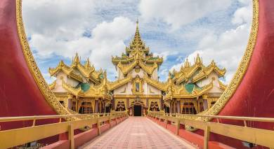 Empfohlene Individualreise, Rundreise: Myanmar – Luxus im Goldenen Land