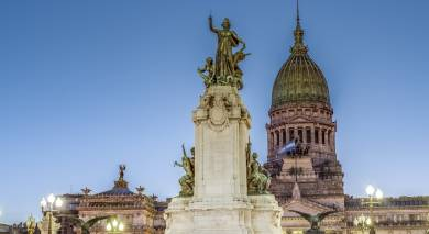Example private tour: Argentina and Brazil: Classic Cities and Falls