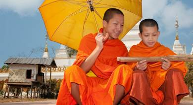 Empfohlene Individualreise, Rundreise: Laos – Klassiker und verborgene Schätze
