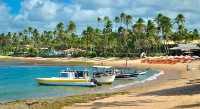 Example private tour: Brazil's Beaches, Rio and the Amazon