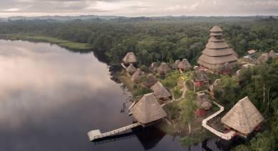 Example private tour: Ecuador –  Amazon, Mainland & Galapagos