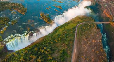 Example private tour: Road Trip: From Victoria Falls to Okavango