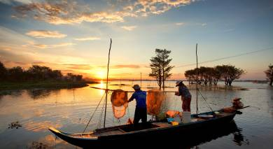 Example private tour: Vietnam & Cambodia: Cruising the Mekong River