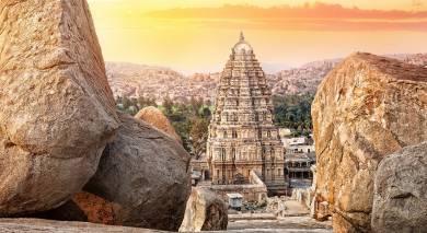 Empfohlene Individualreise, Rundreise: Südindien – Karnataka und Goa