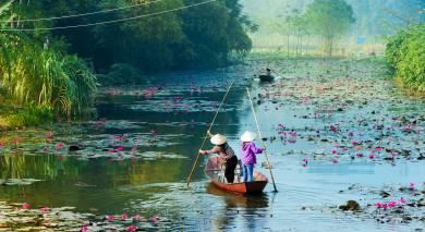 Empfohlene Individualreise, Rundreise: Vietnam abseits ausgetretener Pfade