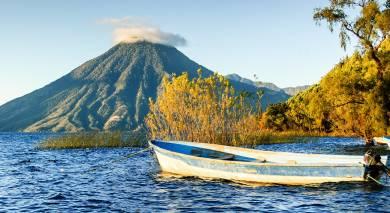 Empfohlene Individualreise, Rundreise: Guatemala Reise – Nationalparks und Vulkanwanderungen