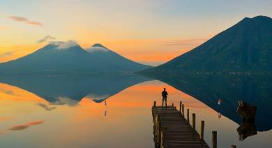 Example private tour: Lakeside Paradise and Antigua