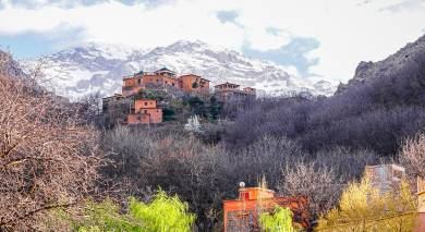 Empfohlene Individualreise, Rundreise: Marokko – Königsstädte und Bergwelten