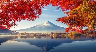 Empfohlene Individualreise, Rundreise: Japan für Einsteiger – Tokio, Fuji und Kyoto