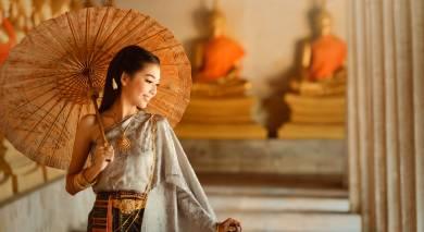 Empfohlene Individualreise, Rundreise: Thailand, ganz klassisch