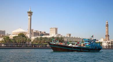 Example private tour: UAE and Oman: Magical Arabian Peninsula