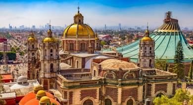 Example private tour: Northern Mexico's Colonial Cities and Beach