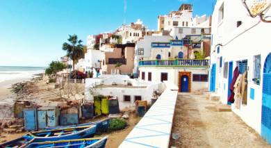 Example private tour: Southern Morocco and Coastal Gems