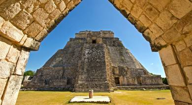 Example private tour: Yucatan Discovered: Ruins and Nature