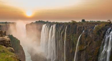 Example private tour: South Africa, Victoria Falls and Okavango Delta
