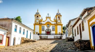 Empfohlene Individualreise, Rundreise: Brasilien – koloniales Flair und unberührte Inseln