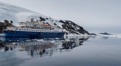 Example private tour: Adventures of the Southern Ocean: Falklands, South Georgia and Antarctica