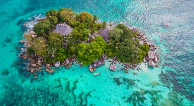 Example private tour: Luxury Cruising in the Seychelles