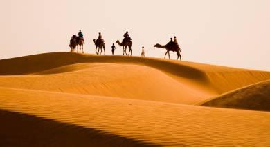 Empfohlene Individualreise, Rundreise: Die Geheimnisse Rajasthans