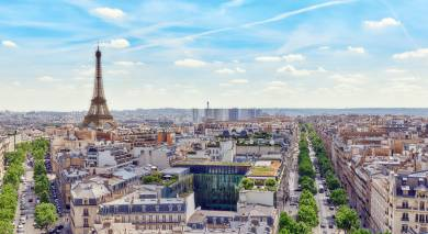 Example private tour: Highlights of France