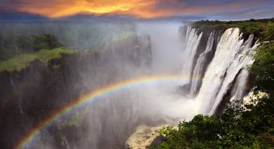 Example private tour: Cape Town, Safari and Victoria Falls