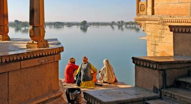 Example private tour: Gujarat's Historic Gems and Wildlife