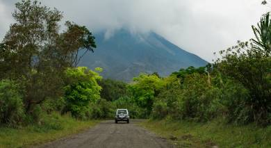 Example private tour: Overland Costa Rica: Off the Beaten Path