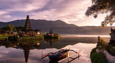 Empfohlene Individualreise, Rundreise: Balis Naturschätze – Vulkane, vergessene Welten und Komododrachen