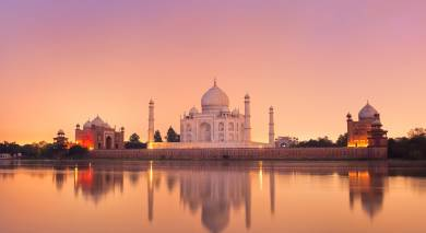 Example private tour: Jewels of North India and Kerala