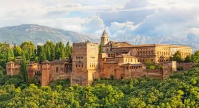 Empfohlene Individualreise, Rundreise: Spanien – Andalusiens Kulturschätze entdecken