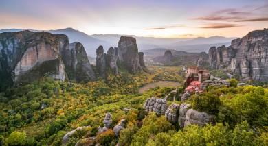 Empfohlene Individualreise, Rundreise: Griechenland Roadtrip – Festland und Peloponnes abseits ausgetretener Pfade