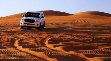 Example private tour: Oman: Mountains, Fortresses and Desert Tour